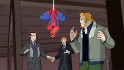 Spider-Man Hears Morris SSM