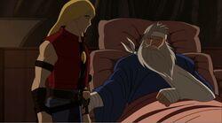 Odin Forgives Thor TTA