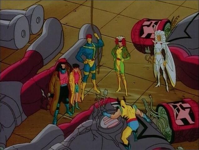File:X-Men Among Sentinel Debris.jpg