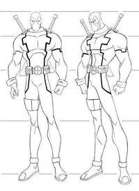 Deadpool WXM Concept