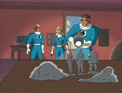 Mister Fantastic Neutralizes Clay
