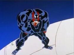 Spider-Man Legs Grab Venom