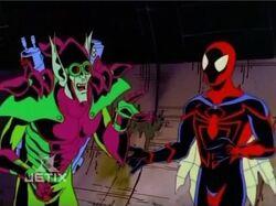Goblin CE Questions Spider-Sense