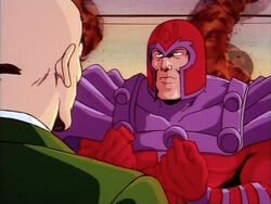 Magneto Recalls Holocaust