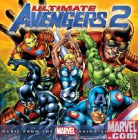 Ultimate Avengers 2 Soundtrack