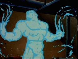 Hydro-Man Frightful