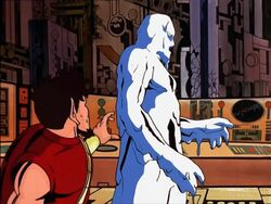 Pip Sees Silver Surfer Become Viral