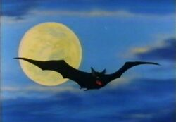 Dracula Bat Flying DSD