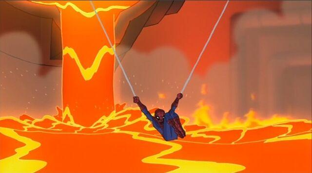 File:Spider-Man Molten Steel SSM.jpg