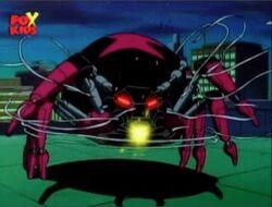 Black Widow II Cuts Webs
