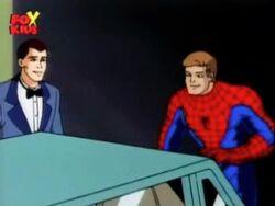 Flash Reveals Spider-Man Costume