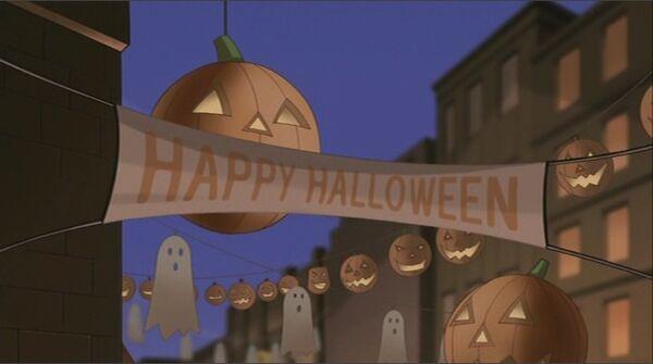 Halloween SSM