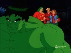 Hulk Not Loved