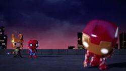 Loki Commands Spider-Man SBD