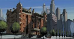 Avengers Mansion (Avengers EMH)