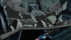 Cap Fury See Mine Sleeper AEMH