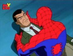 Spider-Man Saves Norman Manhattan Bridge