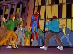 Effigy Spider-Man