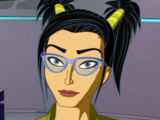 Indira Daimonji (Spider-Man: The New Animated Series)