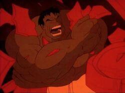 Hulk Busts Hulkbuster Armor