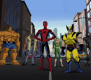 New Avengers (Yost Universe)