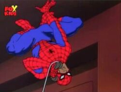 Spider-Man Hates Blind Dates