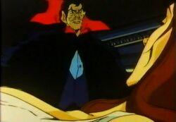 Dracula Spares Dolores DSD