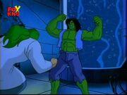 Samson Rick Hulk