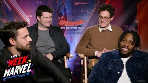 Spider-Man Into The Spider-Verse Favorite Scenes This Week in Marvel