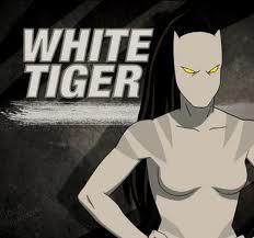 White Tiger USM