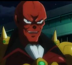 Red Skull DWA