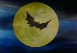 Dracula Bat Moon DSD
