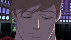 Hank Mourns Thor AEMH