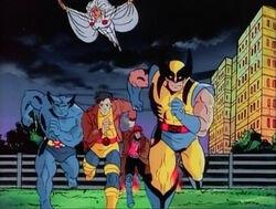 X-Men Flee MCA