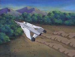 Reed Shuttle Crash Landing