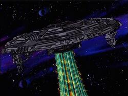 Galactus Ship
