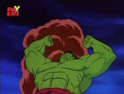 Hulk is Strong
