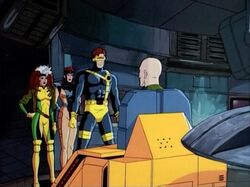Xavier Orders X-Men to Genosha