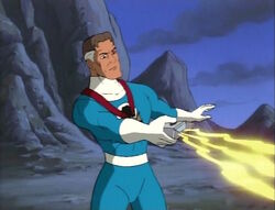 Mister Fantastic Uses Hypno-Suggestion Ray