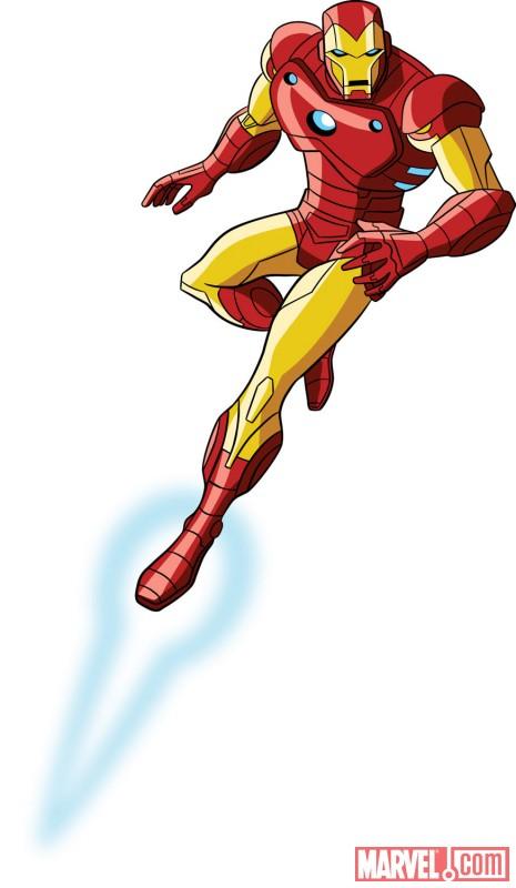 Iron man yost universe marvel animated universe wiki - Iron man 1 images ...
