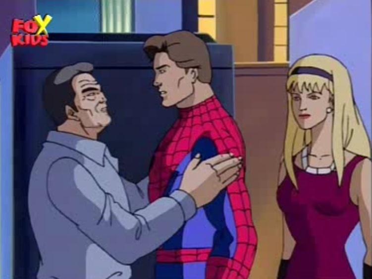 spiderman tv series marvel animated universe wiki - 751×563