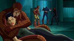 Avengers Lose Kleiser UA2