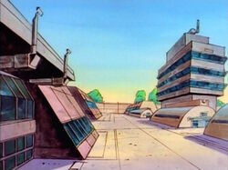 Drake Missile Base