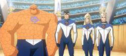 Fantastic Four FFWGH