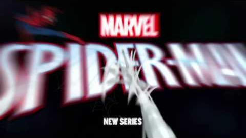 Marvel Spider-Man Series Teaser