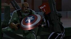 Fury Hands Widow Shield UA