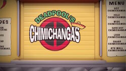 Deadpools Chimichangas CMCG