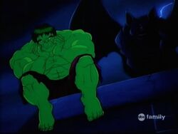 Hulk Heartbroken