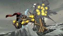 Elemental Converter Tundra Explodes AEMH