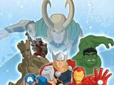 Marvel Super Hero Adventures: Frost Fight! (Video)